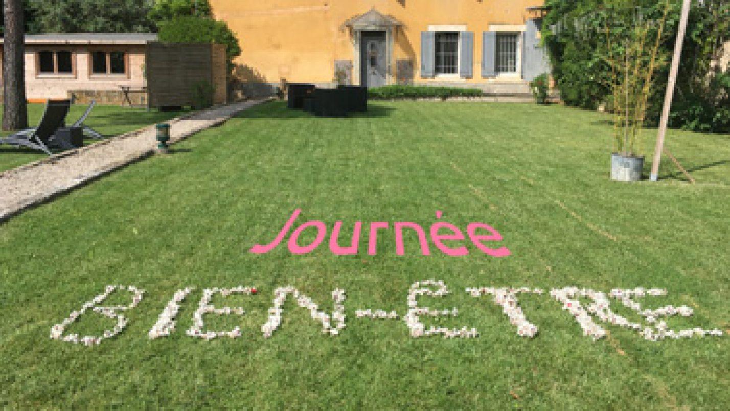 Samedi 10 juin 2017 : participez à notre deuxième édition de «La journée bien-être»